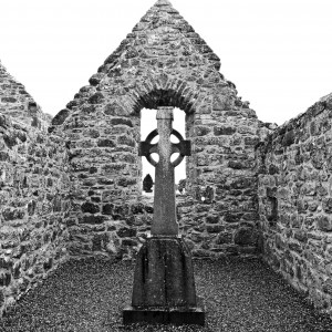 St Patrick cross