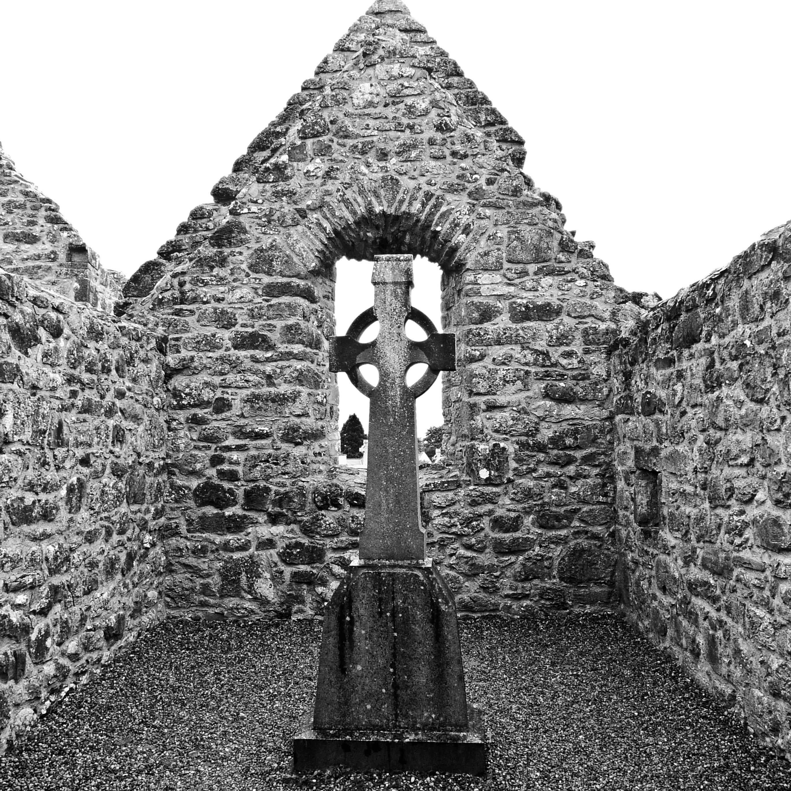St Patrick cross
