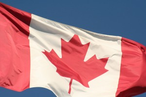 Canadian Flag '13