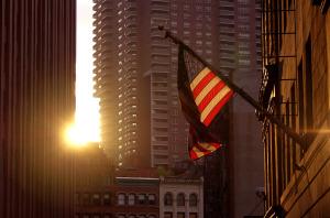 Sunrise Flag