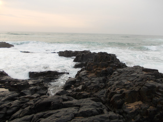 Beach sunrise 2