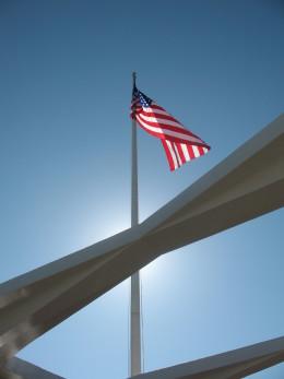 AZ Memorial flag